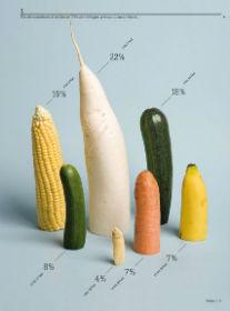 differentes-taille-du-penis-comme-differentes-tailles-des-legumes